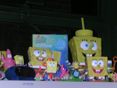 Picture of SpongeBob Stuff